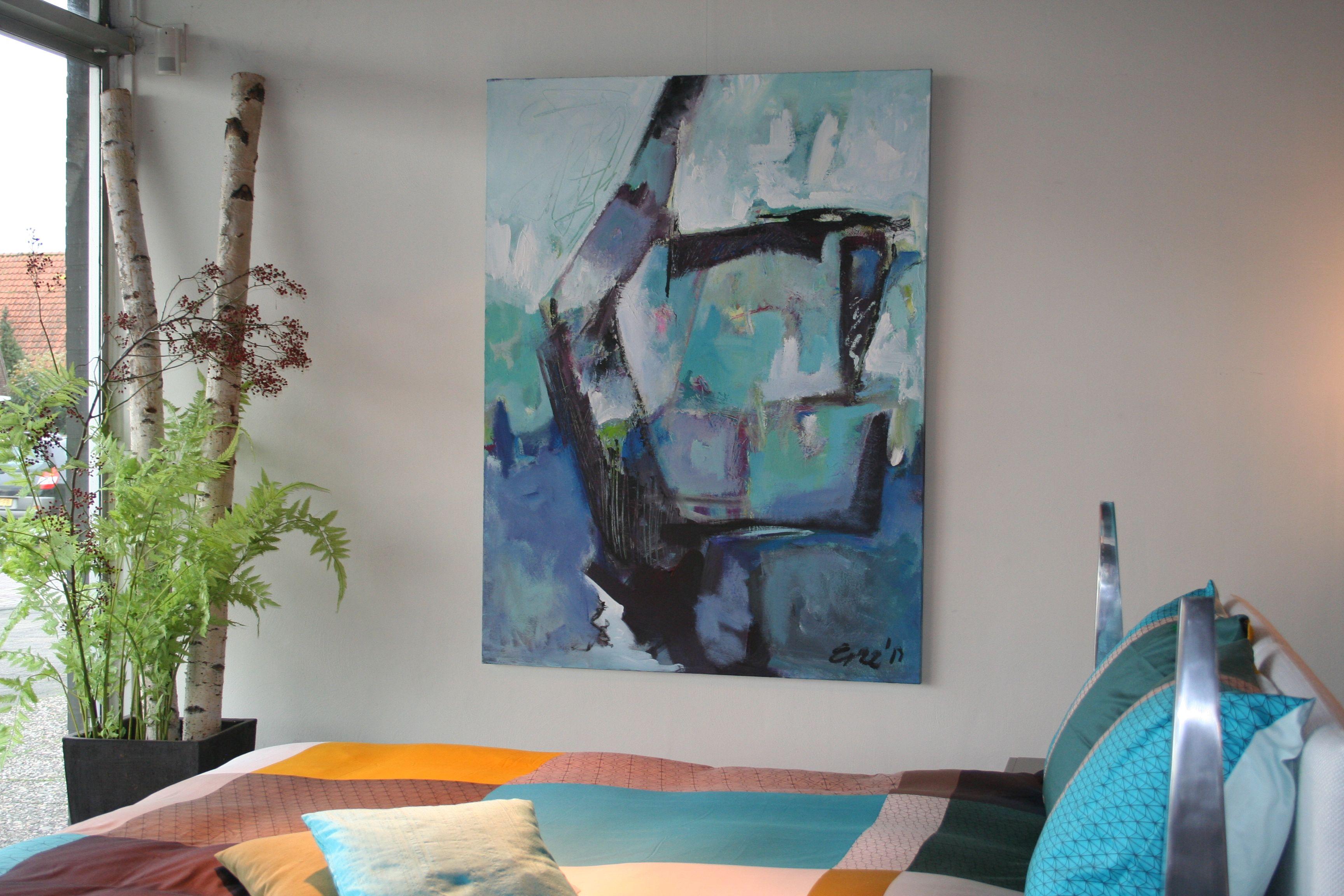 Schilderij 'Los'